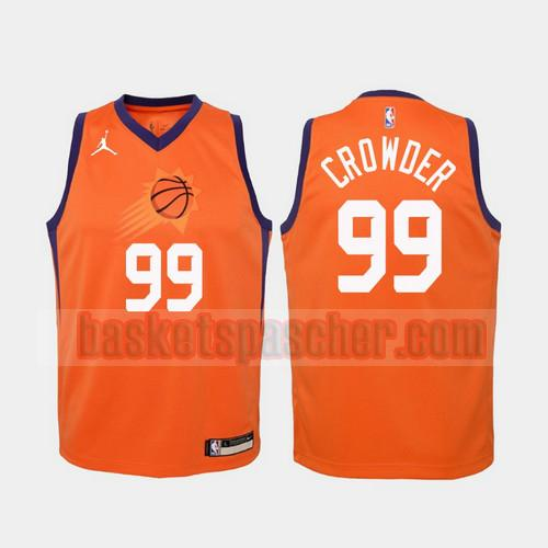 Maillot Phoenix Suns 2020-21 Statement jae-crowder 99 Homme Orange