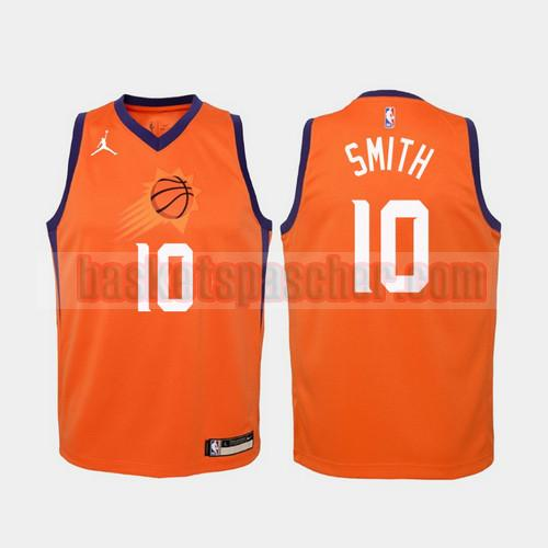 Maillot Phoenix Suns 2020-21 Statement jalen-smith 10 Homme Orange