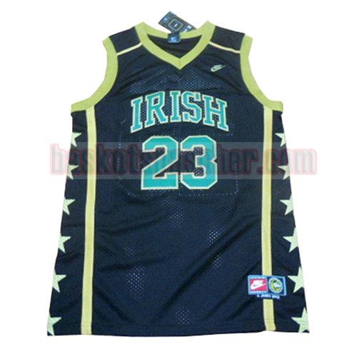 maillot st. vincent-st. mary LeBron James 23 homme bleu