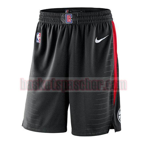 shorts los angeles clippers déclaration 2018 homme noir