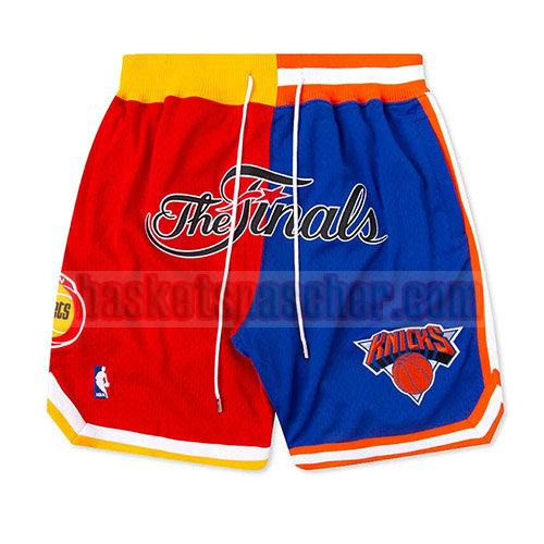 shorts rockets vs knicks just don 1994 finales homme rouge