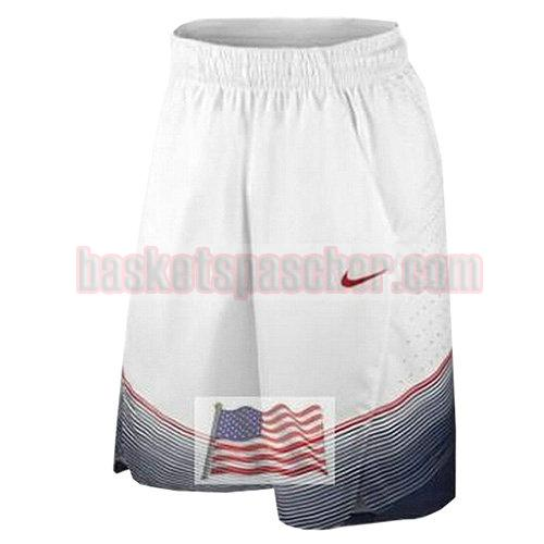 shorts usa 2014 homme blanc